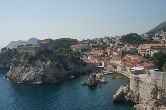 City views of Dubrovnik