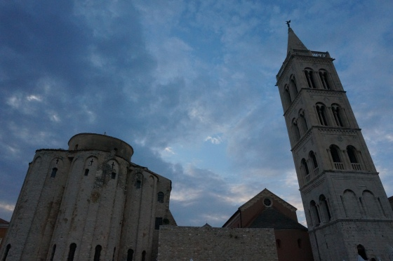 Old City in Zadar