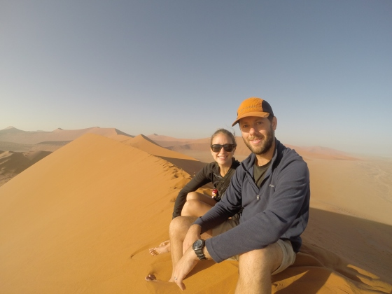 We love Namibia!